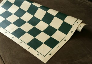 Quality Vinyl Chess Set Board