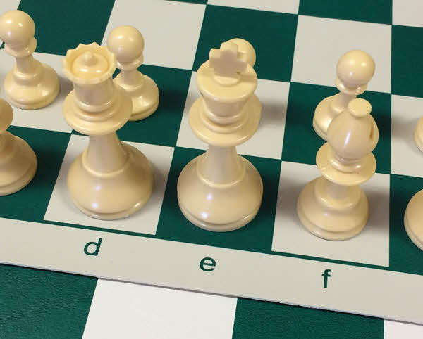 How To Select The Right Size Chessboard For Pieces Chess