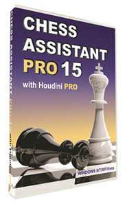 chess assistant 15 pro box