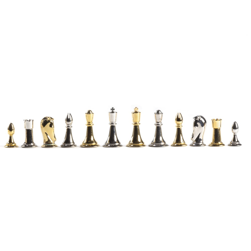 Star trek chess set by franklin mint chess house - Tri dimensional chess board ...
