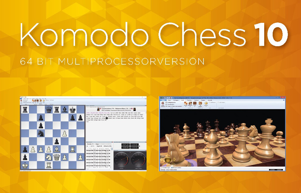 Komodo Chess 10 Best Chess Software of 2016