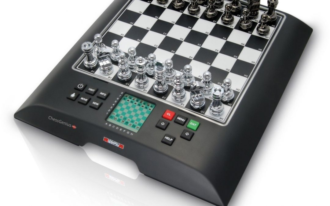 Chess Genius Pro chess computer next level of electronic chess