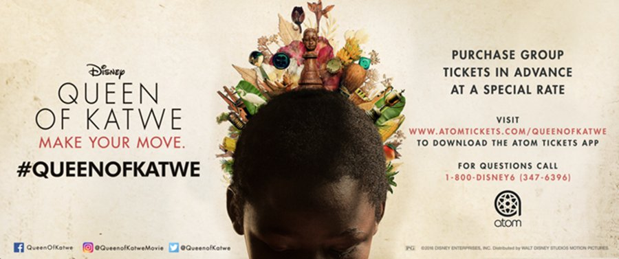 Queen of Katwe: 10 year old saves family with determination to pursue her dream