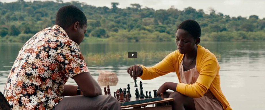 the Queen of Katwe Story