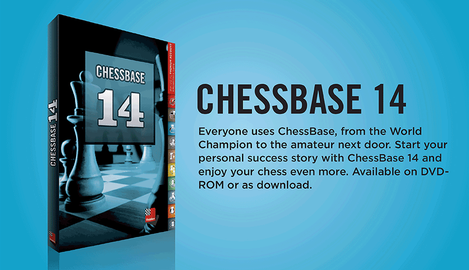ChessBase 14 Software for your Chess Success Journey