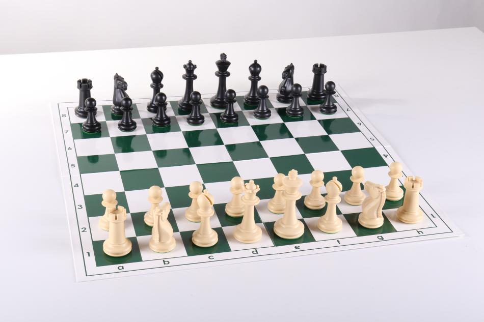 Inspiration Chess Pieces