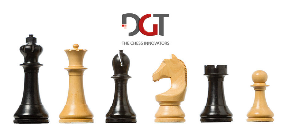 New DGT Electronic FIDE World Championship Chess Pieces