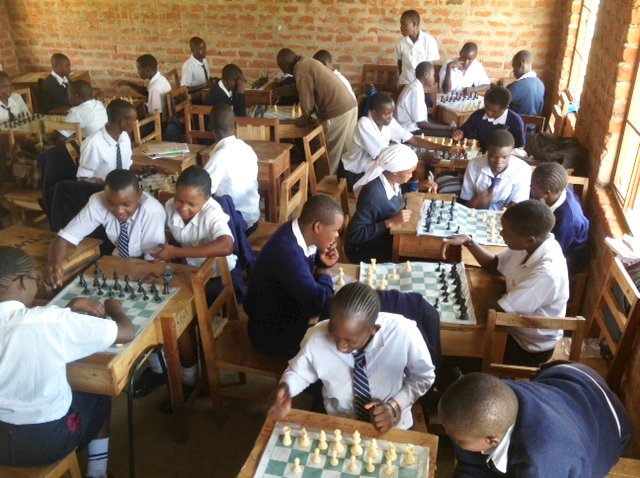 Chess Lessons in Kitale, Kenya