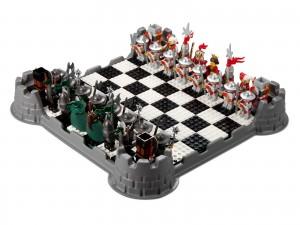 LEGO Kindoms Chess Set
