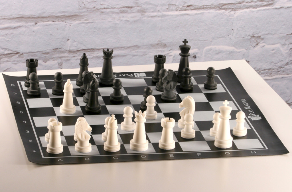 The Official Play Magnus Carlsen Chess Set