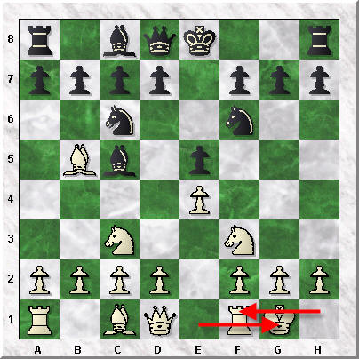 How to Read and Write Chess Notation - Castling