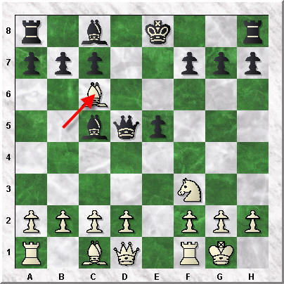 How to Read and Write Chess Notation - Bxc6