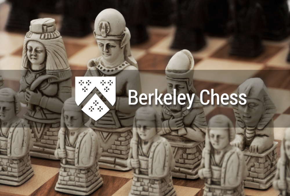 Berkeley Chess Collection theme chess pieces: interview with Michael